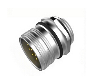 M23 servo motor waterproof connector